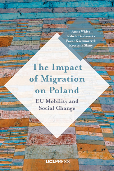 The Impact of Migration on Poland - EU Mobility and Social Change - cover