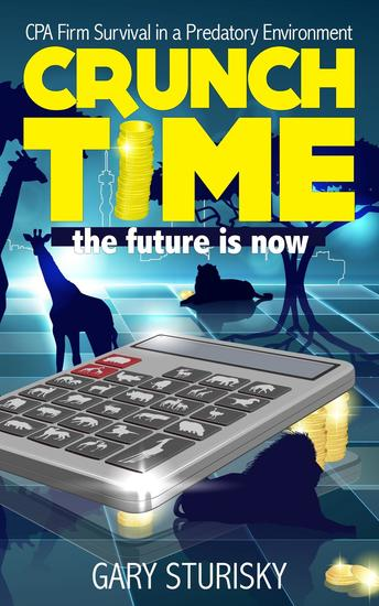 Crunch Time - Building the CPA Firm of the Future - Firm Survival in a Predatory Environment - cover