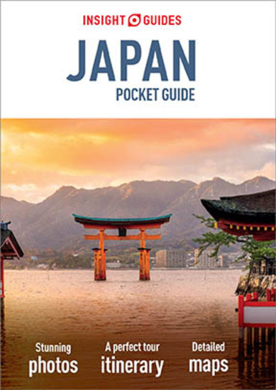 Insight Guides Pocket Japan (Travel Guide Japan) - cover