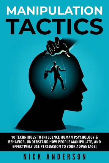 Manipulation Tactics - cover