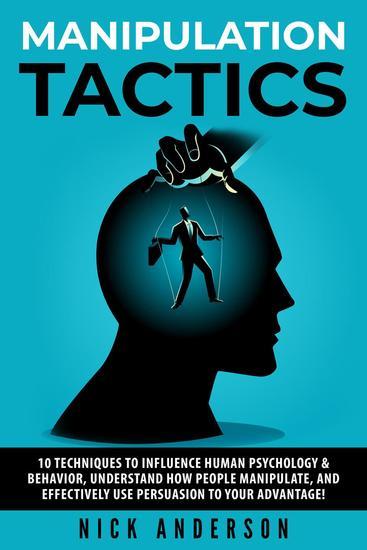 Manipulation Tactics - cover