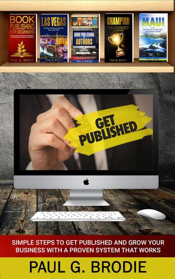 Get Published - cover