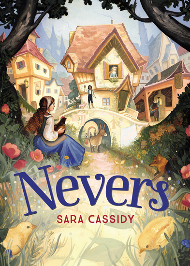 Nevers - cover