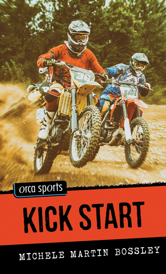 Kick Start - cover