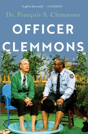 Officer Clemmons - A Memoir - cover