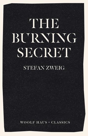 The Burning Secret - cover