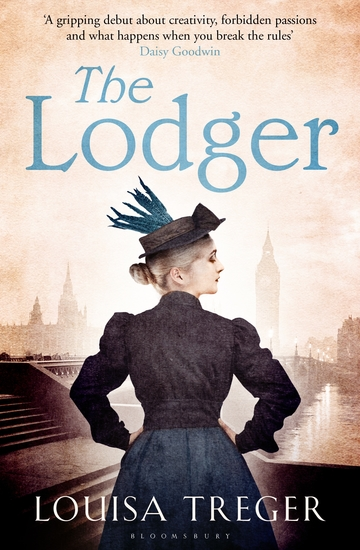 The Lodger - cover