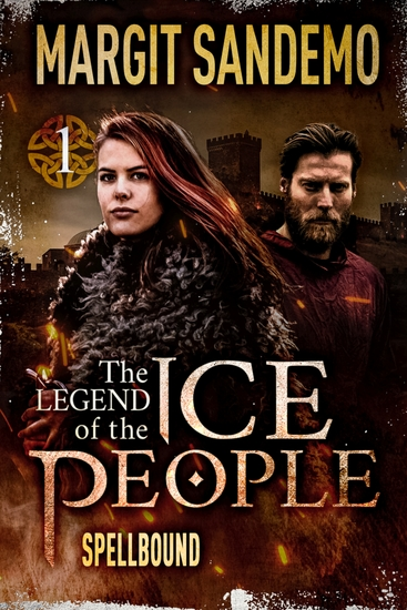 The Ice People 1 - Spellbound - cover