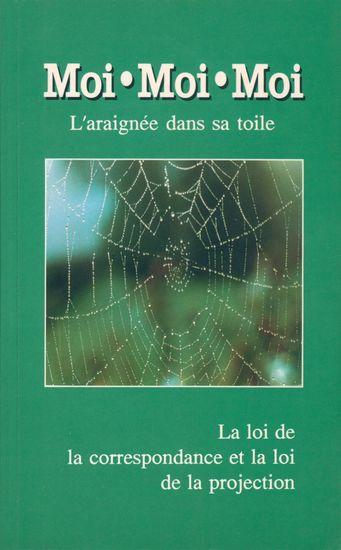 Moi moi moi L'araignée dans sa toile - La loi de la correspondance et la loi de la projection - cover
