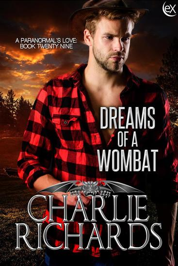 Dreams of a Wombat - A Paranormal's Love #29 - cover