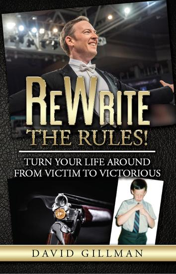 ReWrite The Rules! - Turn Your Life Around From Victim to Victorious - cover