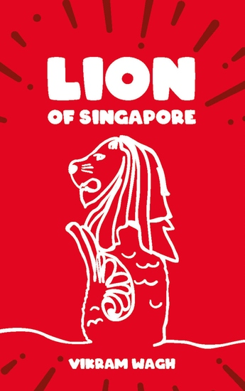 Lion of Singapore - cover