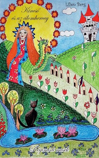 Kincső és az álomherceg - cover