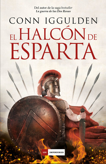 El Halcón de Esparta - cover