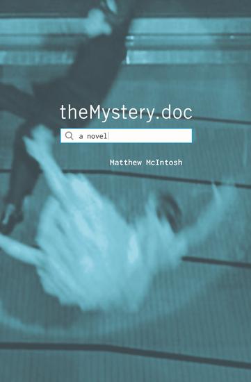 theMysterydoc - A Novel - cover