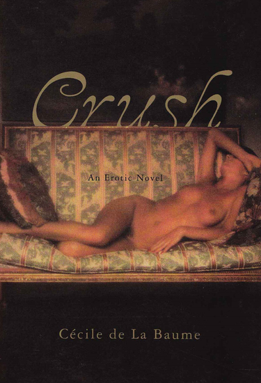 Crush - An Erotic Novel - cover
