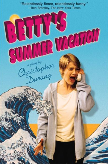 Betty's Summer Vacation - cover