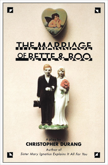 The Marriage of Bette and Boo - cover