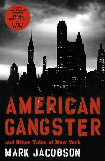 American Gangster - And Other Tales of New York - cover