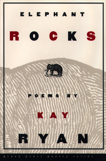 Elephant Rocks - Poems - cover