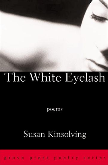 The White Eyelash - Poems - cover