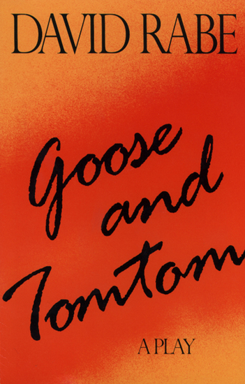 Goose and Tomtom - A Play - cover