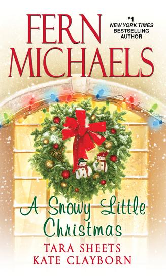A Snowy Little Christmas - cover