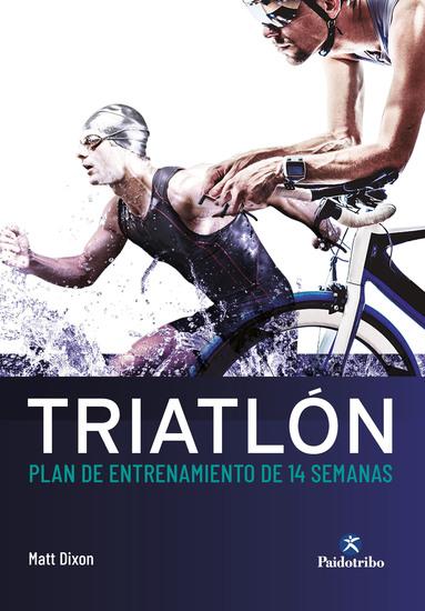 Triatlón - Plan de entrenamiento de 14 semanas - cover