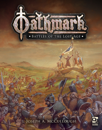 Oathmark - Battles of the Lost Age - cover