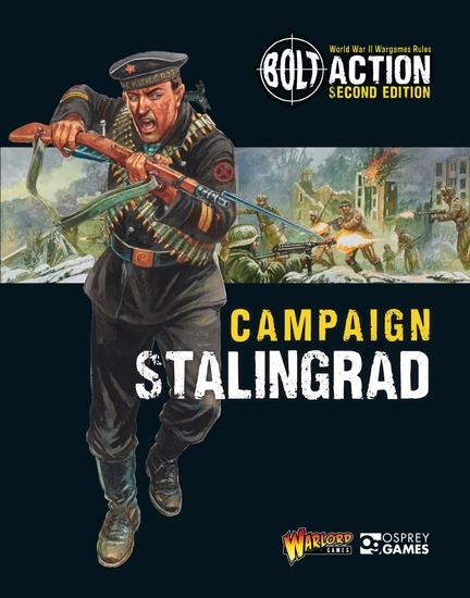 Bolt Action: Campaign: Stalingrad - cover