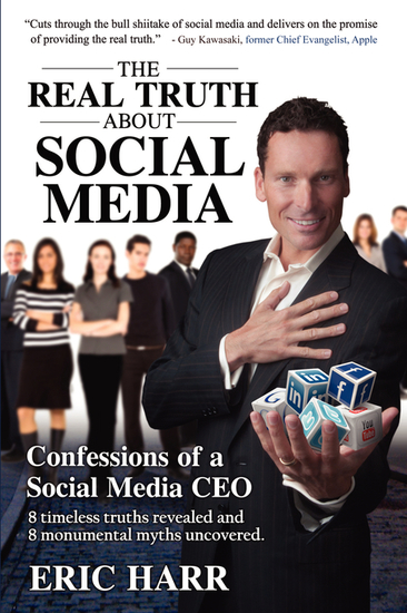 The REAL TRUTH About Social Media - cover