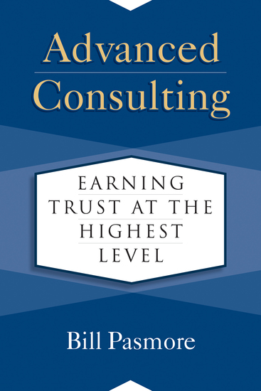 Advanced Consulting - Earning Trust at the Highest Level - cover