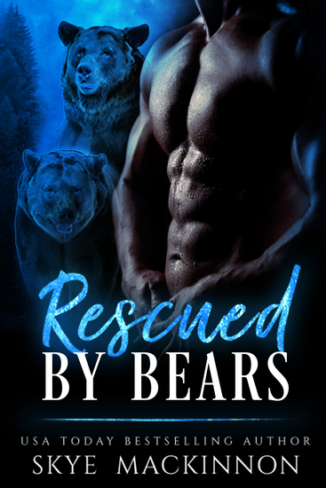 Rescued by Bears - A Shifter Romance - cover