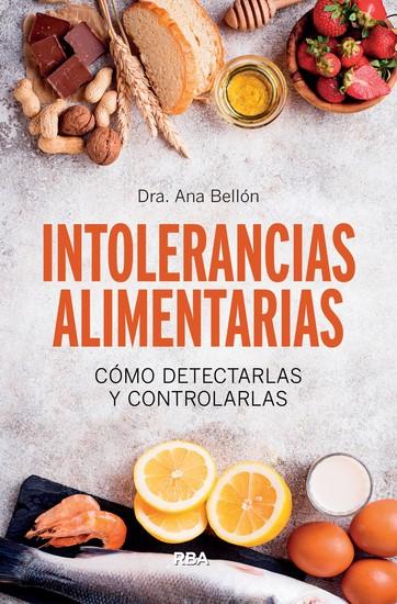 Intolerancias alimentarias - Cómo detectarlas y controlarlas - cover