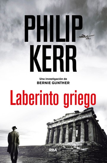 Laberinto griego - Bernie Gunther 13 - cover