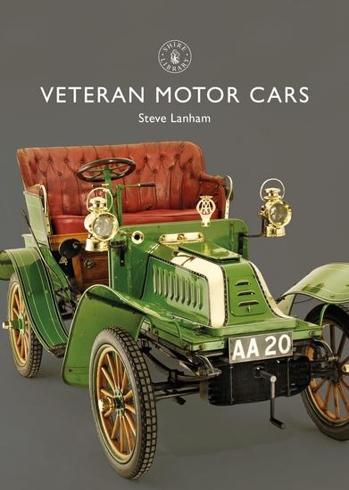 Veteran Motor Cars - cover