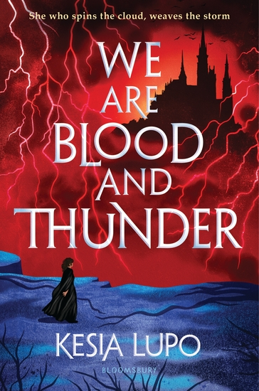 We Are Blood and Thunder - cover