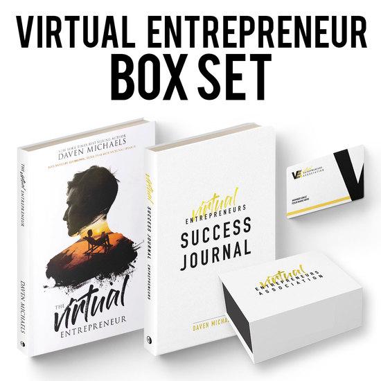 The Virtual Entrepreneur - cover