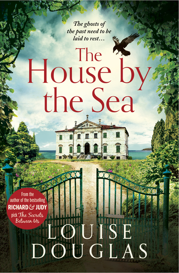 The House by the Sea - A chilling unforgettable book club read for 2021 - cover
