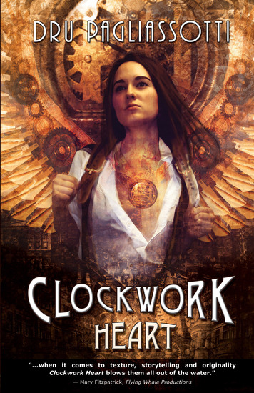 Clockwork Heart - cover