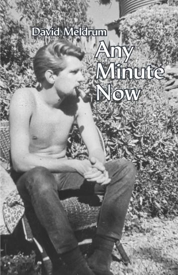 Any Minute Now - cover