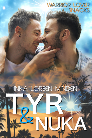 Tyr & Nuka - Warrior Lover Snack 3 - cover