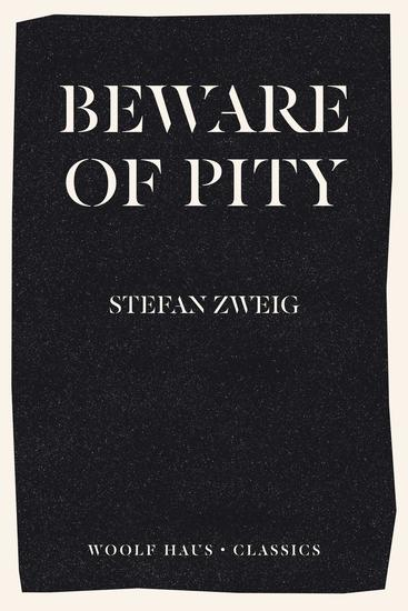Beware of Pity - cover