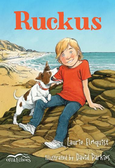 Ruckus - cover