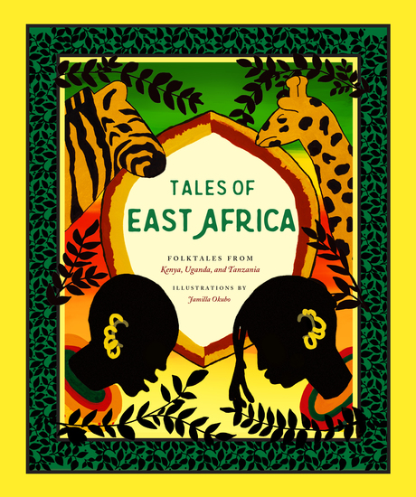 Tales of East Africa - cover