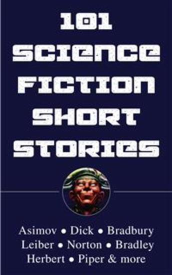 101 Science Fiction Short Stories - cover