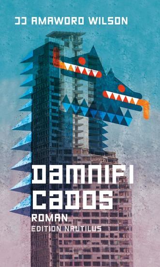 Damnificados - Roman - cover