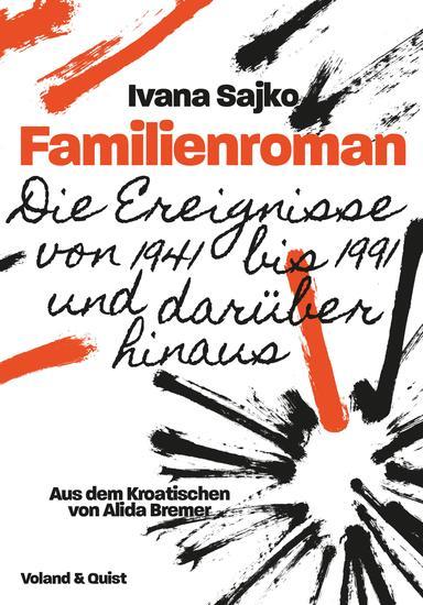 Familienroman - Die Ereignisse von 1941 bis 1991 und darüber hinaus - cover