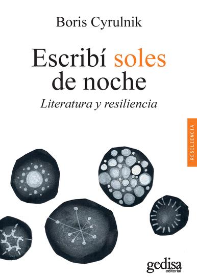 Escribí soles de noche - Literatura y resiliencia - cover