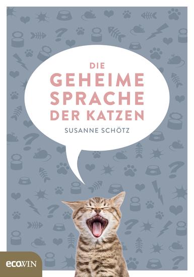 Die geheime Sprache der Katzen - cover